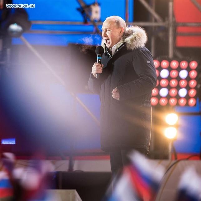 Báo Mỹ gọi ông Putin là 'hiện thân cho sức mạnh hồi sinh của nước Nga' ảnh 1