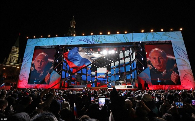 Vừa thắng cử, ông Putin tiếp tục ứng cử Tổng thống vào năm 2030? ảnh 2