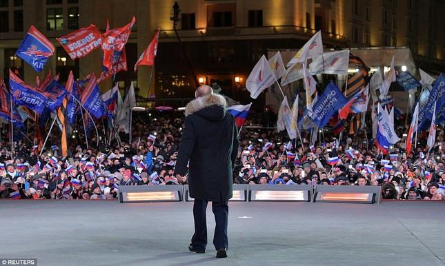 Vừa thắng cử, ông Putin tiếp tục ứng cử Tổng thống vào năm 2030? ảnh 3