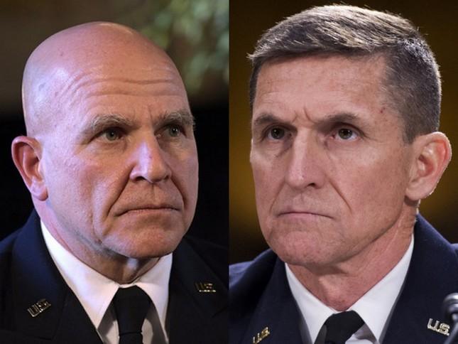Sa thải H.R. McMaster, ông Trump đề cử Cố vấn An ninh mới ảnh 1