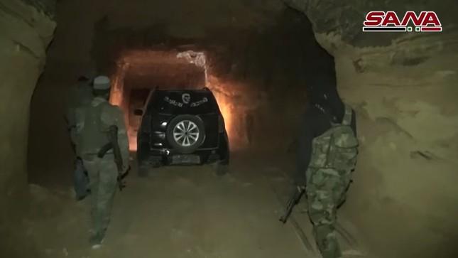 Quân đội Syria tìm thấy vũ khí của NATO tại vùng IS chiếm đóng ảnh 8