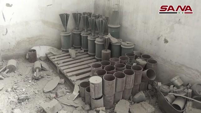 Quân đội Syria tìm thấy vũ khí của NATO tại vùng IS chiếm đóng ảnh 4