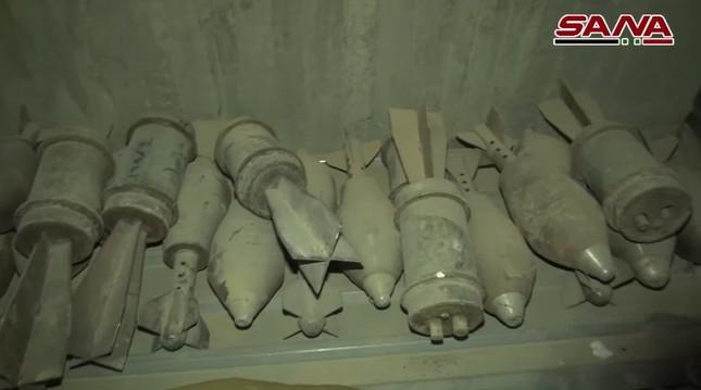 Quân đội Syria tìm thấy vũ khí của NATO tại vùng IS chiếm đóng ảnh 9