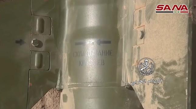 Quân đội Syria tìm thấy vũ khí của NATO tại vùng IS chiếm đóng ảnh 7