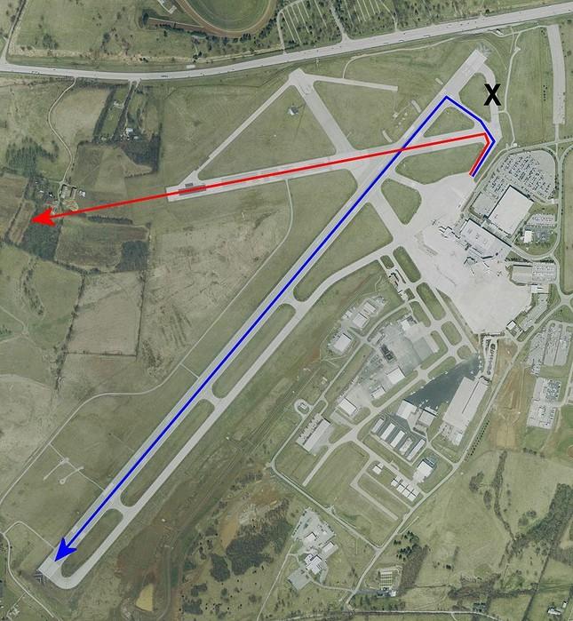 Điểm danh các vụ tai thảm khốc do phi công nhầm đường băng ảnh 2