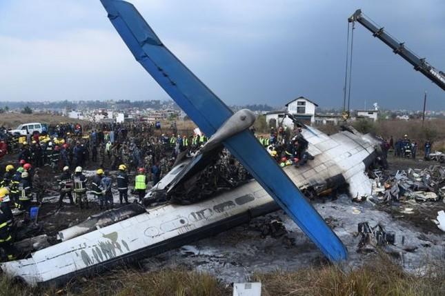 Điểm danh các vụ tai thảm khốc do phi công nhầm đường băng ảnh 3