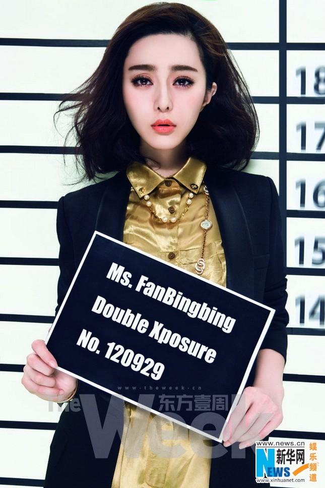 Truyền thông Trung Quốc rộ tin Phạm Băng Băng vừa bị bắt ảnh 2