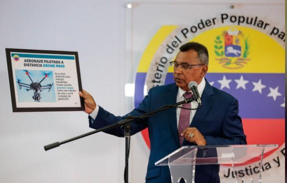 Bắt giữ 6 nghi phạm vụ ám sát hụt Tổng thống Venezuela ảnh 1