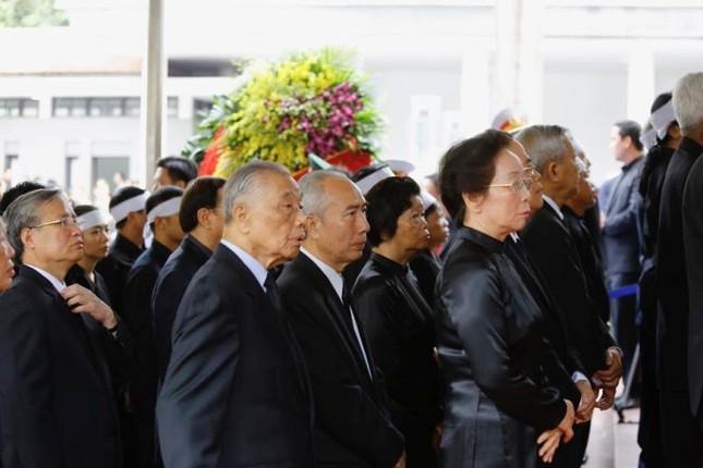 Hình ảnh Lãnh đạo Đảng, Nhà nước viếng Chủ tịch nước Trần Đại Quang ảnh 6