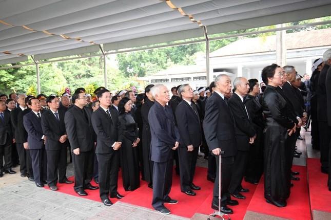 Hình ảnh Lãnh đạo Đảng, Nhà nước viếng Chủ tịch nước Trần Đại Quang ảnh 5