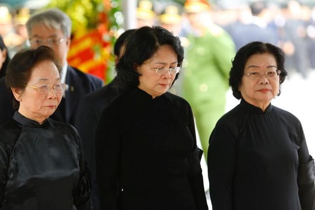 Hình ảnh Lãnh đạo Đảng, Nhà nước viếng Chủ tịch nước Trần Đại Quang ảnh 18