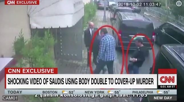 Lộ diện người giả dạng nhà báo Khashoggi để lừa cảnh sát Thổ Nhĩ Kỳ ảnh 1