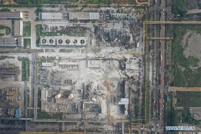 Nhà máy gas phát nổ, 34 người thương vong và mất tích ở Trung Quốc ảnh 3