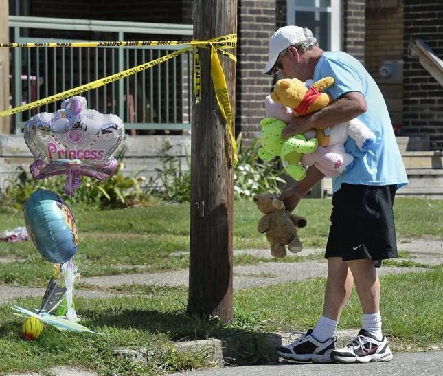 Cháy nhà trẻ lúc nửa đêm, 5 em nhỏ thiệt mạng thương tâm ảnh 1