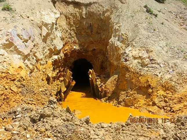 Rùng mình những vụ xả thải gây ô nhiễm nước trên thế giới ảnh 11