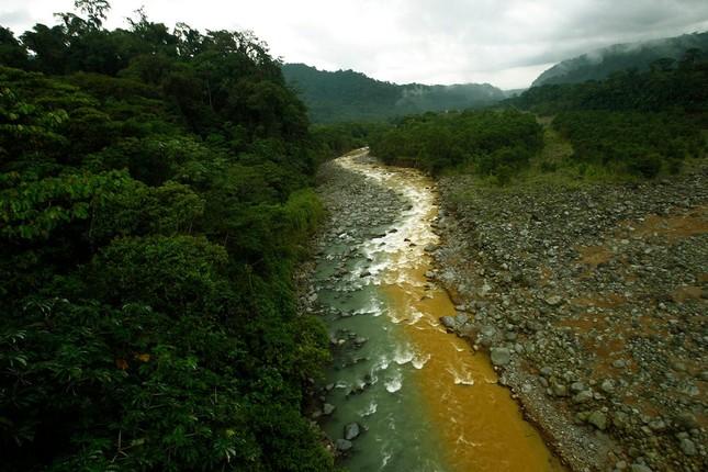 Rùng mình những vụ xả thải gây ô nhiễm nước trên thế giới ảnh 10
