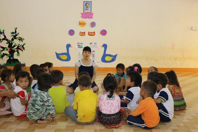 Đắk Nông: Sợ trò thất học, 8 cô giáo trẻ tình nguyện đứng lớp không lương ảnh 5