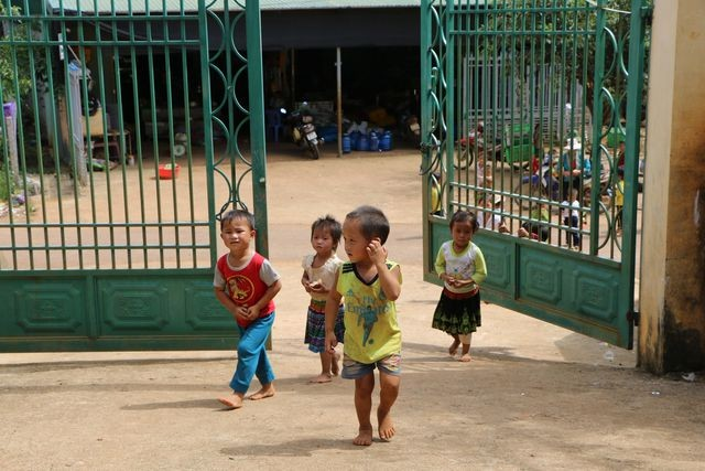 Đắk Nông: Sợ trò thất học, 8 cô giáo trẻ tình nguyện đứng lớp không lương ảnh 1