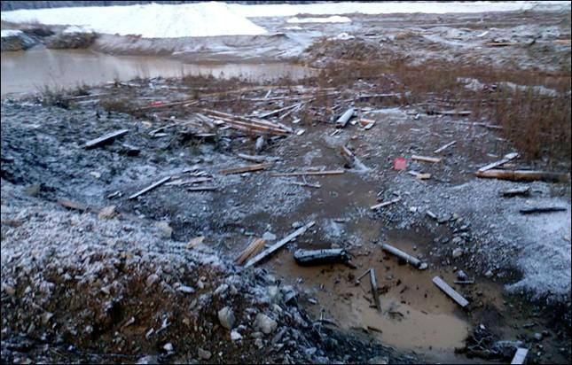 Vỡ đập ở mỏ vàng Nga, 13 người mất mạng ảnh 2