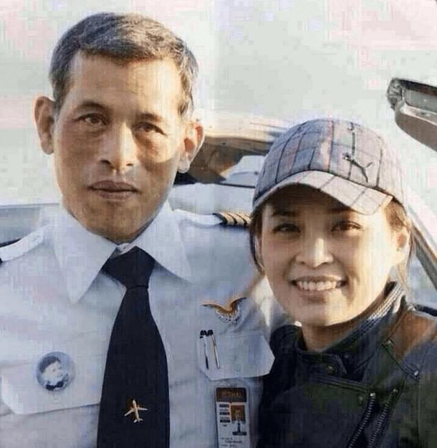 Hoàng hậu Thái Lan Suthida Vajiruslongkorn: 6 năm từ thiếu uý lên đại tướng ảnh 1