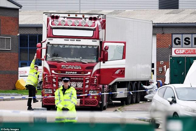 Nhập cư trái phép vào Anh: Hành trình bi thảm trên container ảnh 2