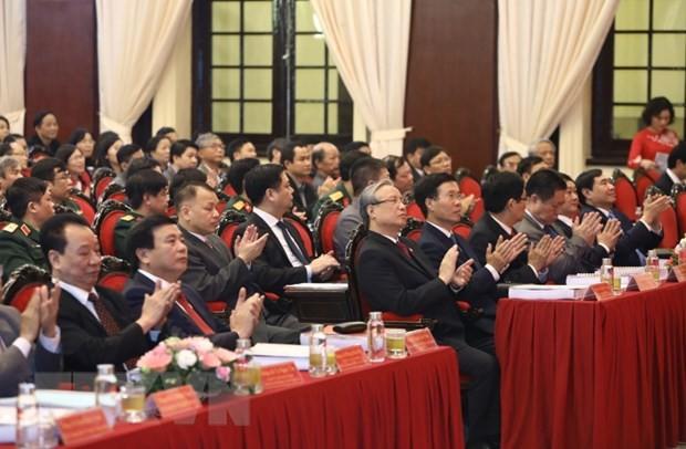 Hội thảo khoa học cấp quốc gia về Đảng Cộng sản Việt Nam ảnh 2