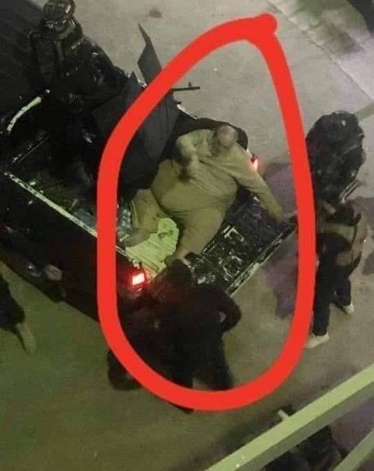 Sa lưới đặc nhiệm, thủ lĩnh IS bị dân mạng chế giễu vì béo đến khó tin ảnh 2