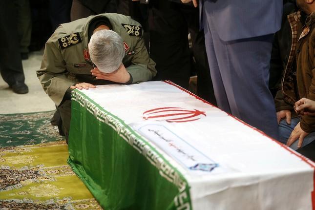 Mỹ dọa cho người kế nhiệm chịu chung số phận với Tướng Soleimani ảnh 1