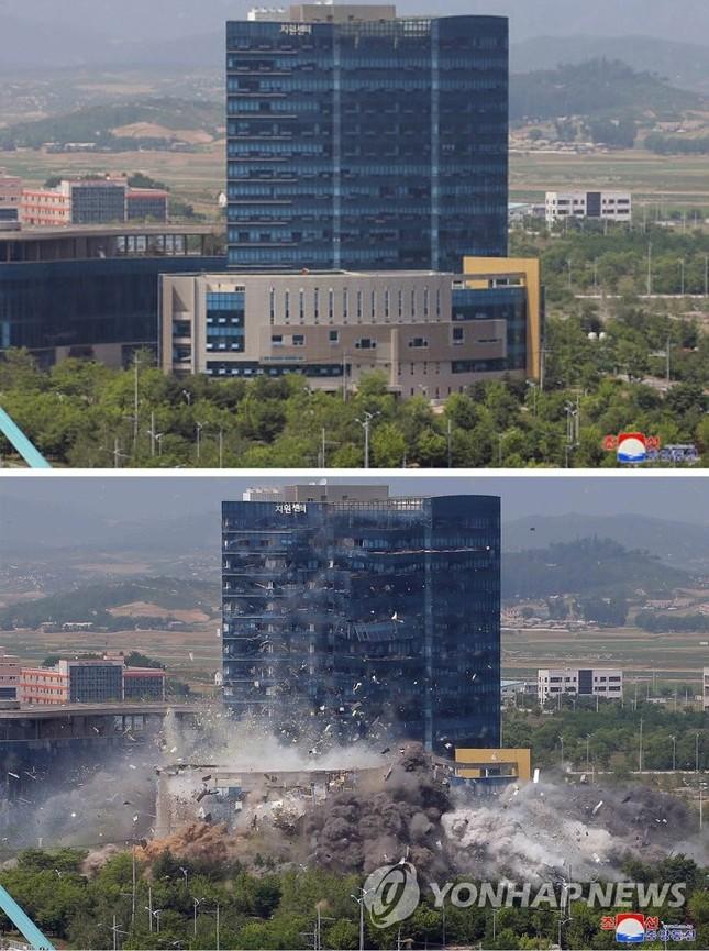 Triều Tiên đưa quân đến biên giới, bất ngờ mở lỗ châu mai ảnh 2