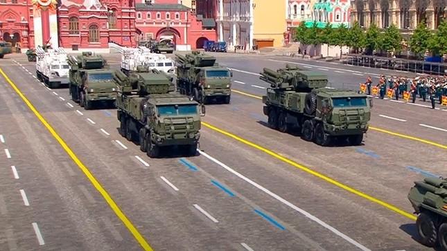 Nga khoe loạt khí tài uy lực trong lễ duyệt binh Ngày Chiến thắng ảnh 11