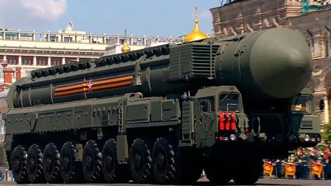 Nga khoe loạt khí tài uy lực trong lễ duyệt binh Ngày Chiến thắng ảnh 10