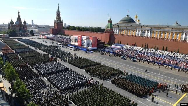 Nga duyệt binh hoành tráng mừng Ngày Chiến thắng ảnh 6