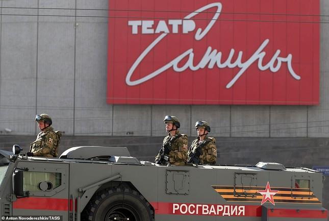Nga khoe loạt khí tài uy lực trong lễ duyệt binh Ngày Chiến thắng ảnh 5