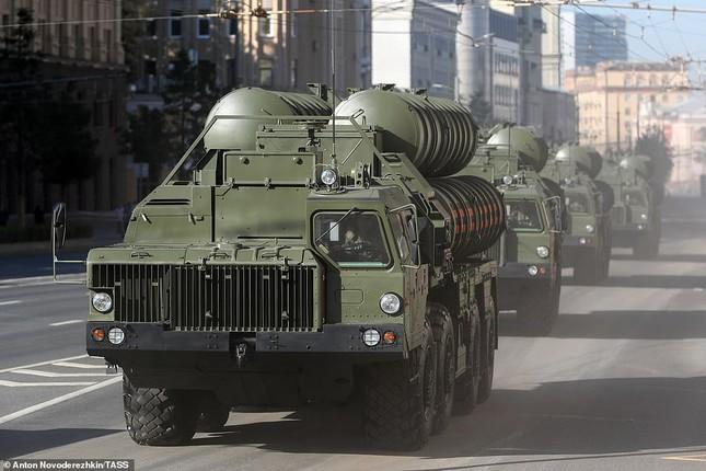 Nga khoe loạt khí tài uy lực trong lễ duyệt binh Ngày Chiến thắng ảnh 6