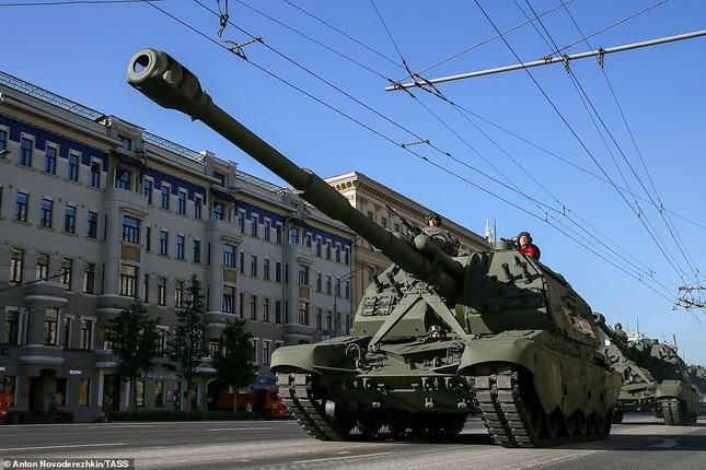 Nga khoe loạt khí tài uy lực trong lễ duyệt binh Ngày Chiến thắng ảnh 4