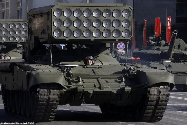 Nga khoe loạt khí tài uy lực trong lễ duyệt binh Ngày Chiến thắng ảnh 7