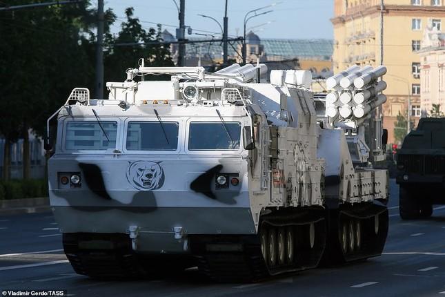 Nga khoe loạt khí tài uy lực trong lễ duyệt binh Ngày Chiến thắng ảnh 8