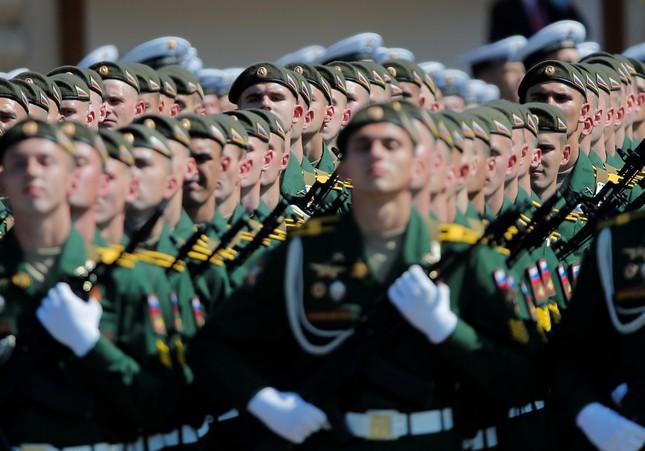 Nga duyệt binh hoành tráng mừng Ngày Chiến thắng ảnh 7