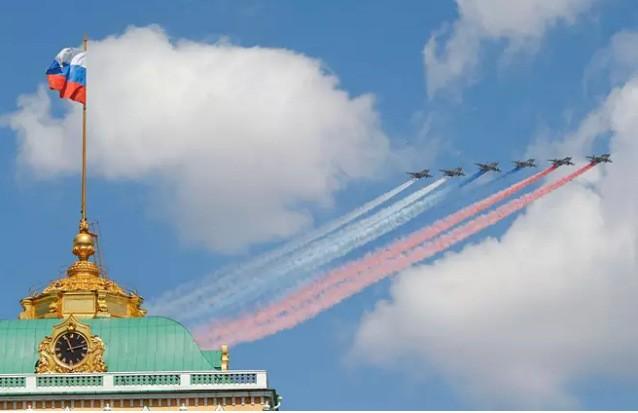 Nga khoe loạt khí tài uy lực trong lễ duyệt binh Ngày Chiến thắng ảnh 13