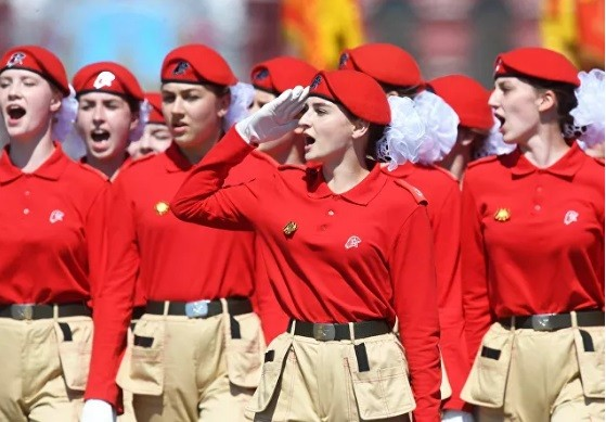 Nga duyệt binh hoành tráng mừng Ngày Chiến thắng ảnh 5