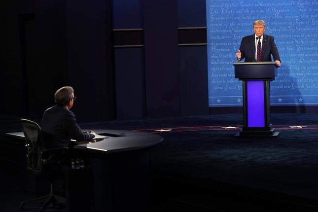 Ông Biden gọi ông Trump 'là tổng thống tồi tệ nhất mà nước Mỹ từng có' ảnh 3