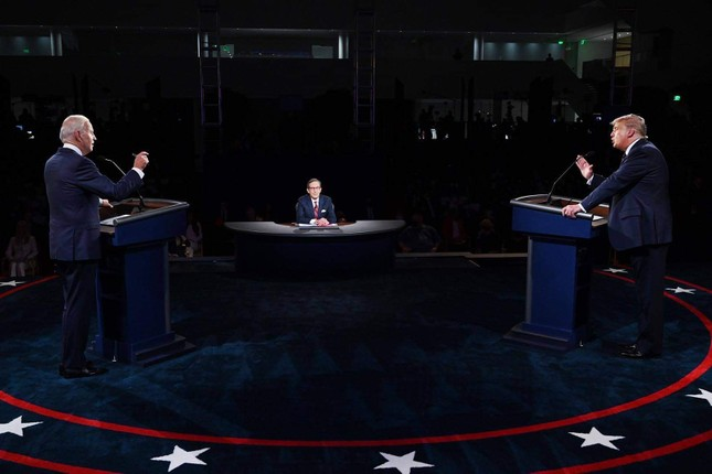 Ông Biden gọi ông Trump 'là tổng thống tồi tệ nhất mà nước Mỹ từng có' ảnh 5