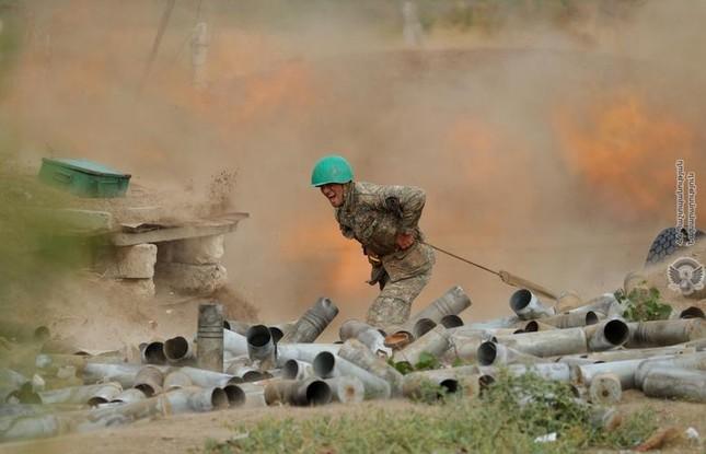 Thực hư tin 2.300 binh sĩ Armenia thương vong vì Azerbaijan ảnh 1