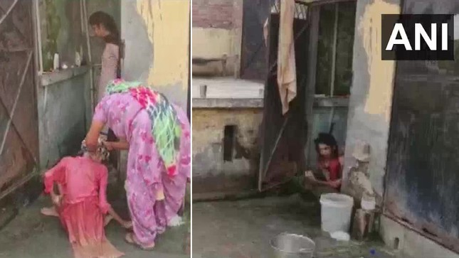Ấn Độ: Vợ bị chồng nhốt 18 tháng trong nhà vệ sinh rộng chưa đầy một mét vuông ảnh 1
