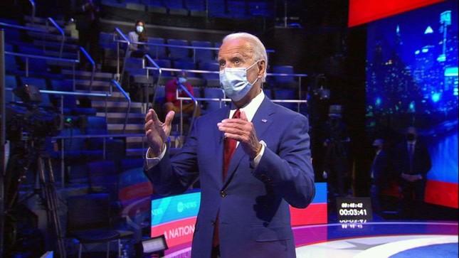 Hai ông Trump và Biden cùng tổ chức hỏi-đáp, tranh sóng giờ vàng truyền hình ảnh 2