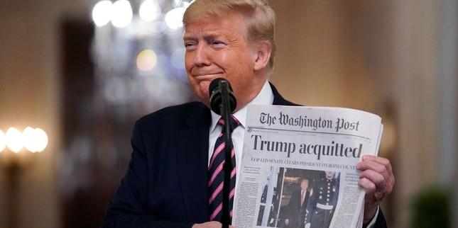 Điểm lại 10 sự kiện định hình bầu cử Tổng thống Mỹ ảnh 1