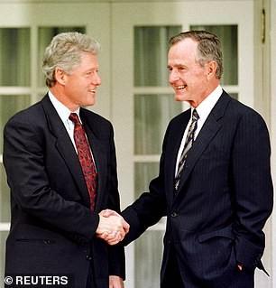 Thư gửi người kế nhiệm của cựu Tổng thống Bush gây 'sốt' trở lại ảnh 2