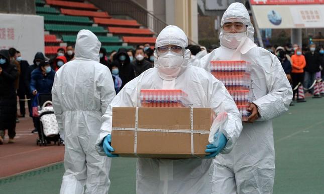 Trung Quốc: Bùng phát ổ dịch COVID-19 gần thủ đô Bắc Kinh ảnh 3