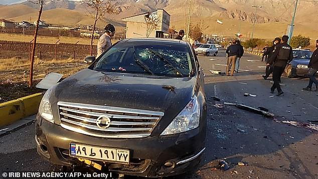 Tình tiết mới: Chuyên gia hạt nhân Iran bị ám sát bởi súng điều khiển từ xa? ảnh 3