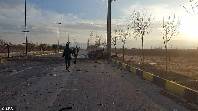 Tình tiết mới: Chuyên gia hạt nhân Iran bị ám sát bởi súng điều khiển từ xa? ảnh 4